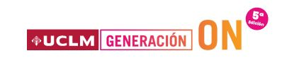 Logo UCLM - Generación ON