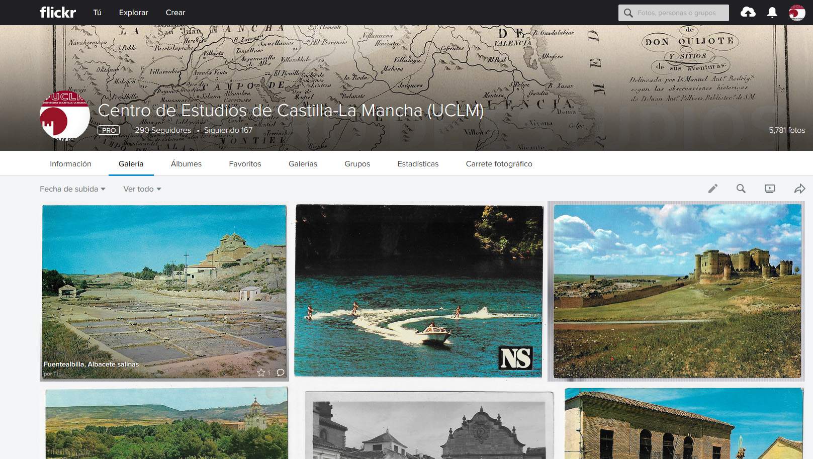 El CECLM en Flickr