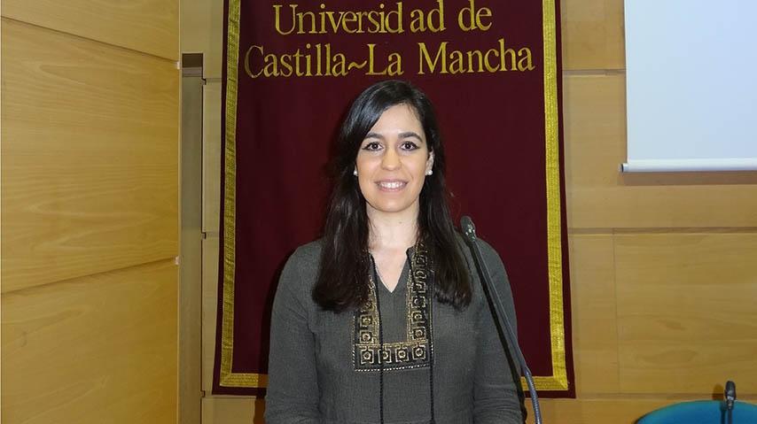 La profesora de la UCLM Virginia Sánchez consigue una beca de ...