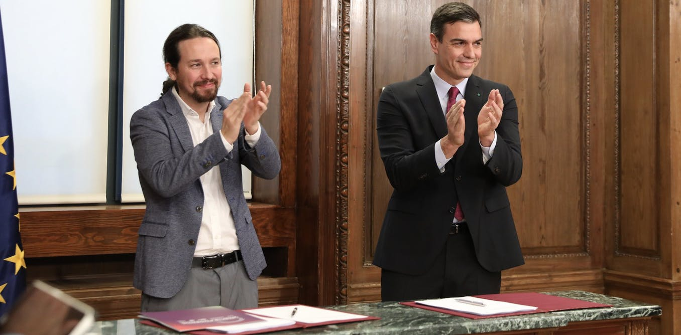 Legislatura corta de geometría variable