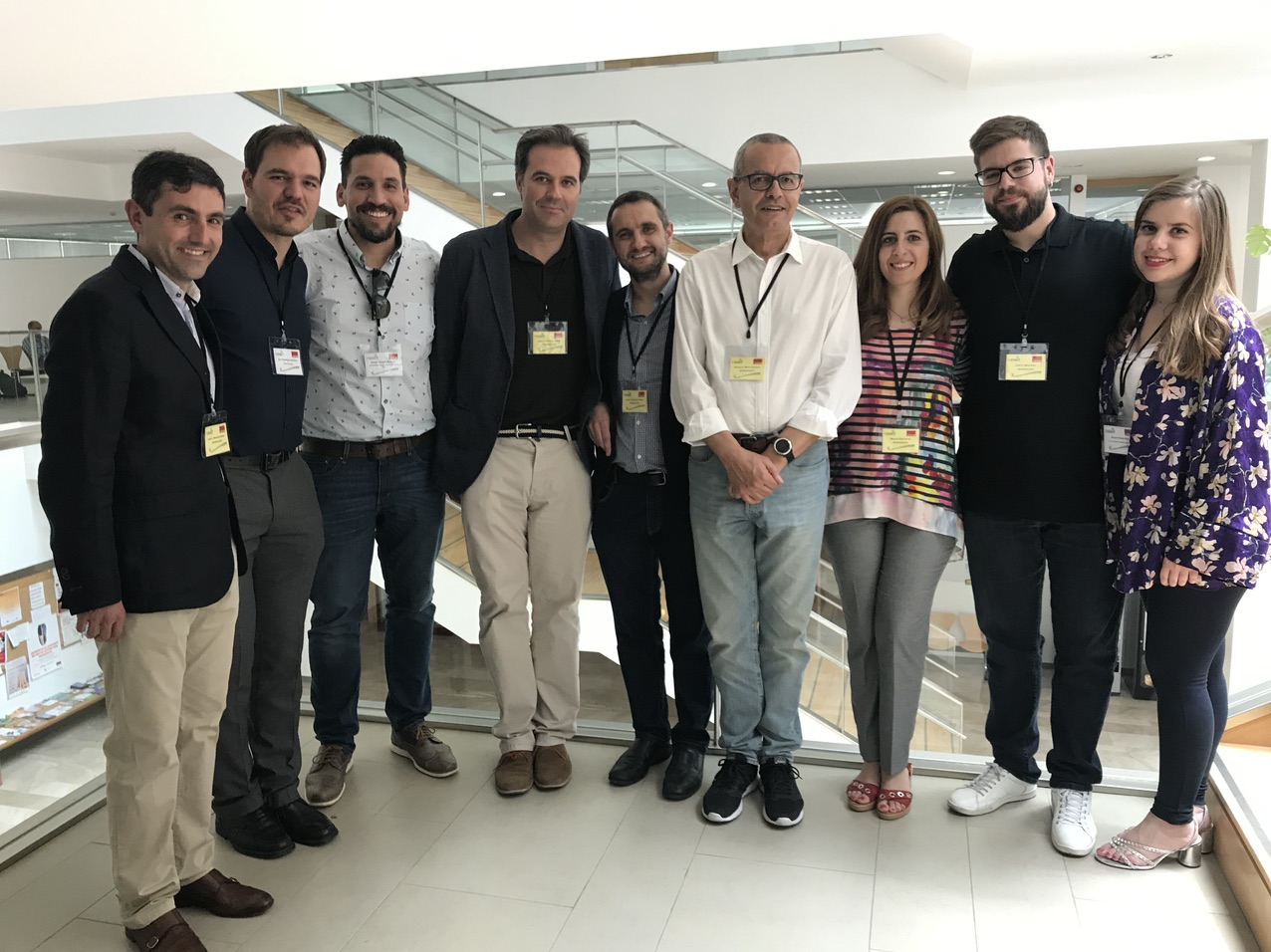 Raquel Villena participates in the 11 CNIT Congress