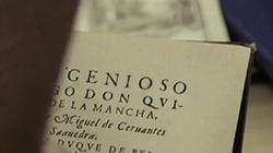 Ejemplar del Quijote