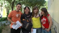 Alumnos preuniversitarios