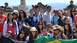 Estudiantes en España